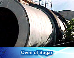 Oven of Sugar